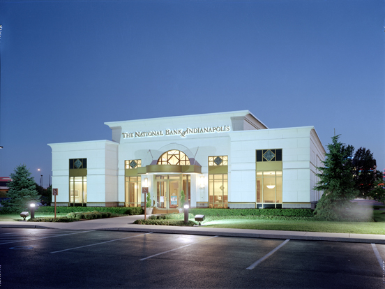 The National Bank of Indianapolis, Fishers Branch