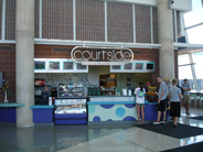 Courtside Cafe, RPAC, The Ohio State University