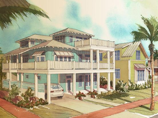 Gruene House Project