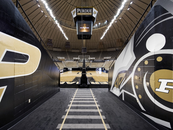Purdue Mackey Arena Expansion