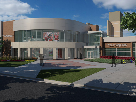 Ball State University Football Complex